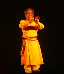 Birju Maharaj Kathak Dancer