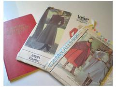 vintage paper goodies