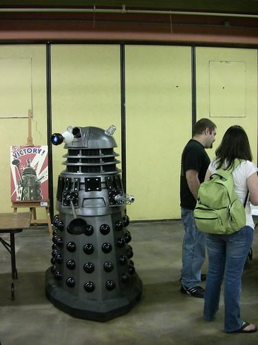 Dalek at XCon 2010