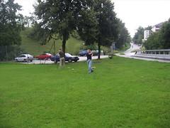 Crossgolf Training In der Ey