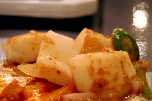 Cuttlefish Teppanyaki