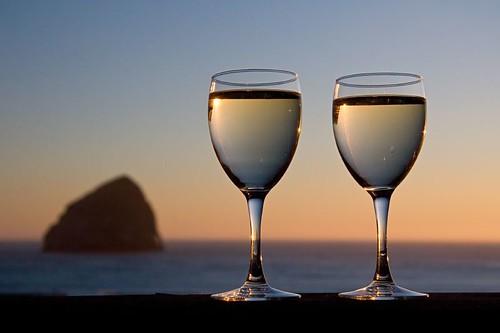 Mmmm, wine...