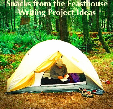 Snacks from the Feasthouse- Writing Project Ideas
