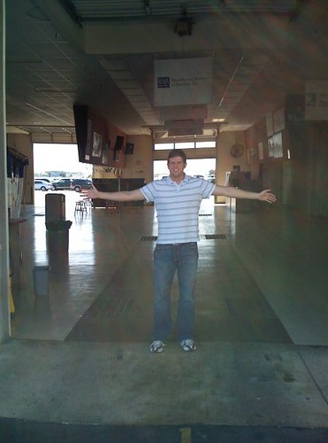 Chris at San Antonio Auto Auction