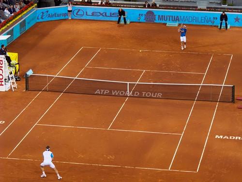 Ferrer vs Baghdatis