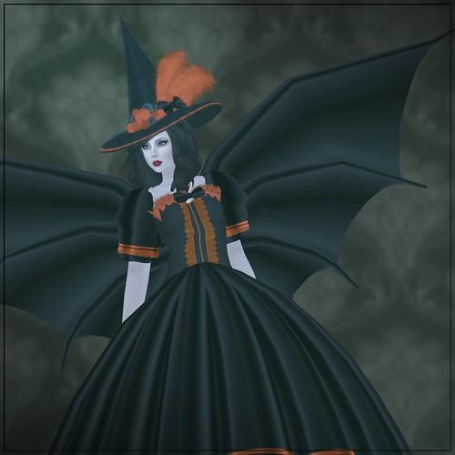 Hatpins - Lady Agnes Dress & Lady Agnes Hat