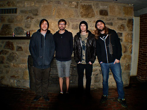 Chiodos 001 Group shot (at least most of them), pre-interview. by neostarstudios