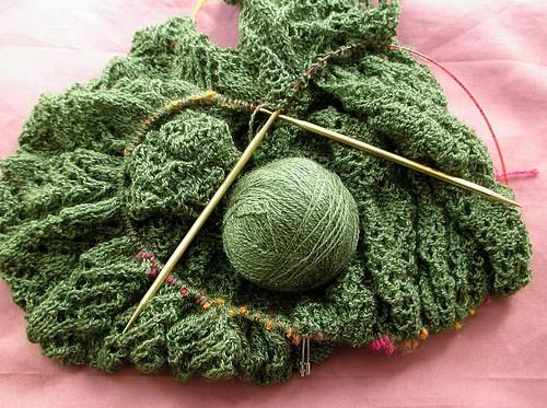 Heap o' yarn