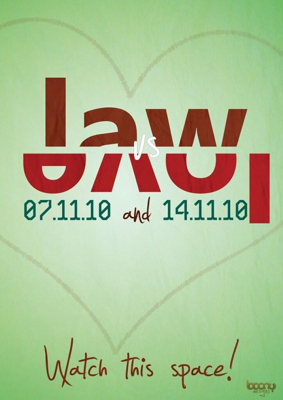 Law vs Love