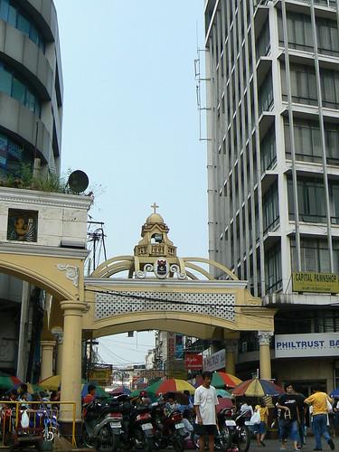 Plaza Miranda Arch_Quiapo,Manila