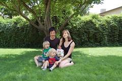 Family Portrait Five