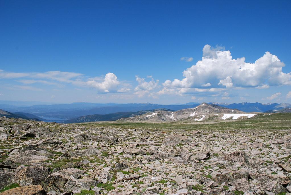 RMNP (Part 2) 10 - Ftattop summit