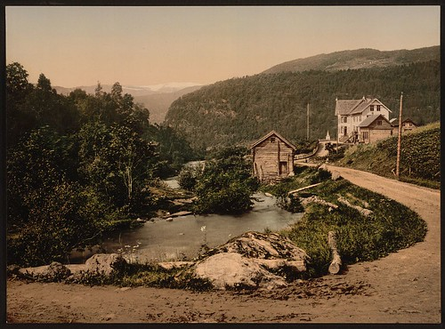 [Vinge Hotel, Hardanger Fjord, Norway] (LOC) par The Library of Congress