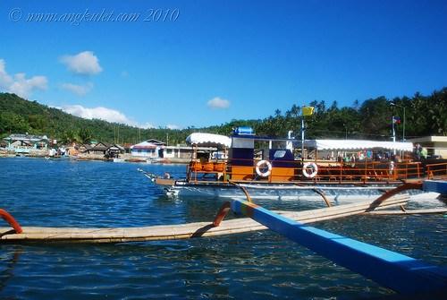 Guijalo port, Caramoan, Camarines Sur