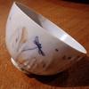 Shannon Garson. Small porcelain bowl. 2004
