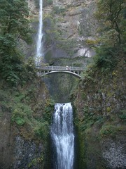Multnomah Falls or Rivendale?
