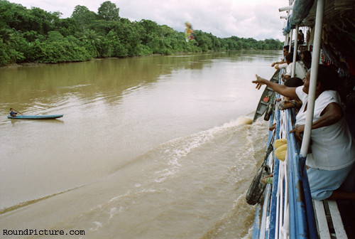 Brazil - Amazon River – Indigenous People 2