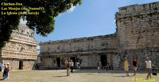 Chichen-Itza - The Nunnery