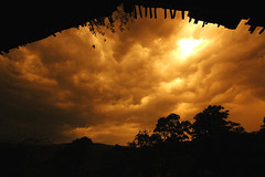 Storm clouds may gather