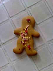Rowan's ginger creation :)