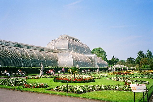 Victorian Green House - Kew Garden, London