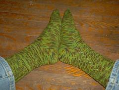 Seaweed Socks - 2