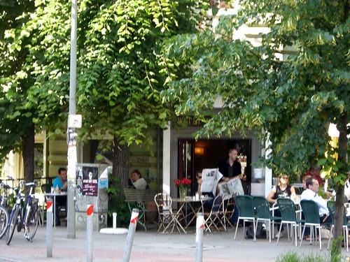 flickr: Café unter den Linden