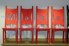 Make chairs