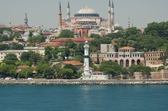 Approaching Istanbul