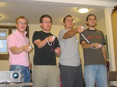 Wii Musketeers