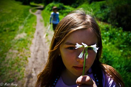flower girl by Matt Hovey