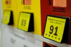 Minimum Octane Rating