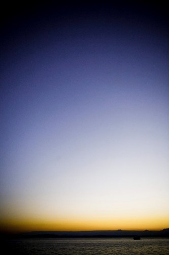 Seattle Sunset - Gnomedex 7.0