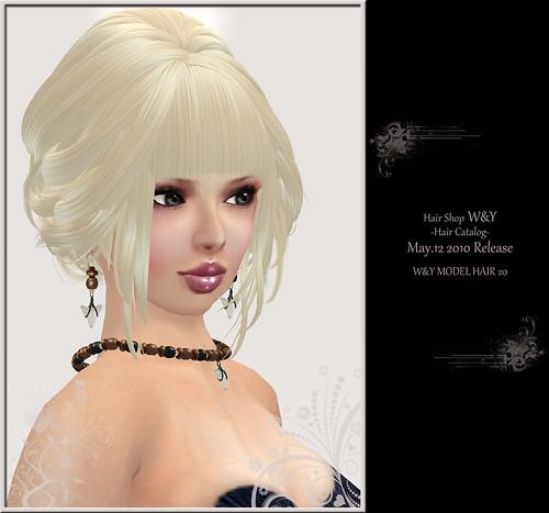 100512 W&Y MODEL HAIR 20