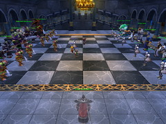 Chess Event in Karazhan (Photo credit: Nicole Lee)