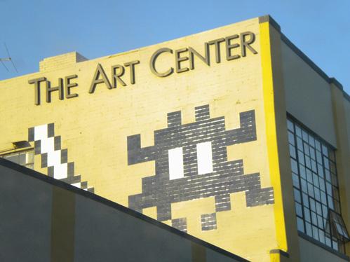 invader The Art Center