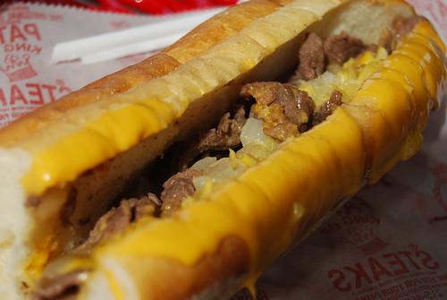 Pat's Sandwich