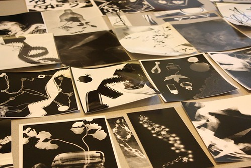 Photograms workshop