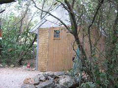 Our Shepherd's Hut at Makom Balev in Abirim