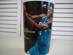 McDonald's Larry Johnson