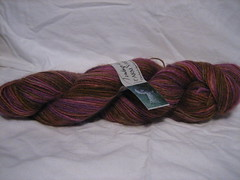Tintagels farm 50 kid mohair 50 fine wool color bramble dye lot 4
