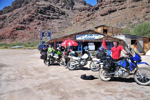 KLR 650 Bike Trip Mexico 31