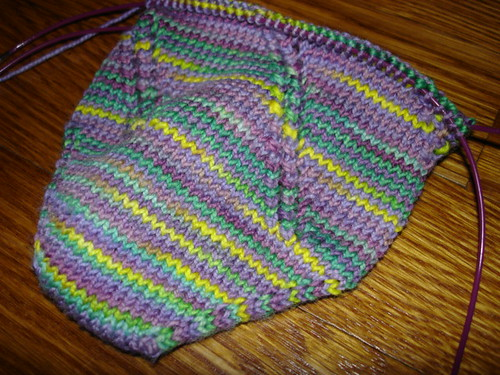 2nd anastasia sock