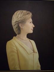 Senator Hillary Clinton by sftrajan