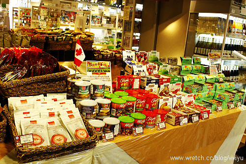 [活動]city'super加拿大美食節~楓色野趣 @VIVIYU小世界