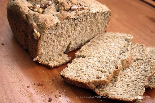 107. Pão de Nozes