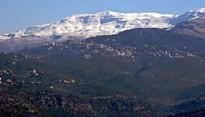 Afbeeldingsresultaat voor lebanon mountains
