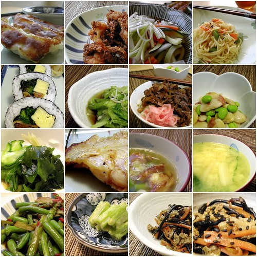 A week of washoku