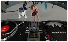 Me, the DJ & D2