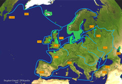Los vikingos y la globalización